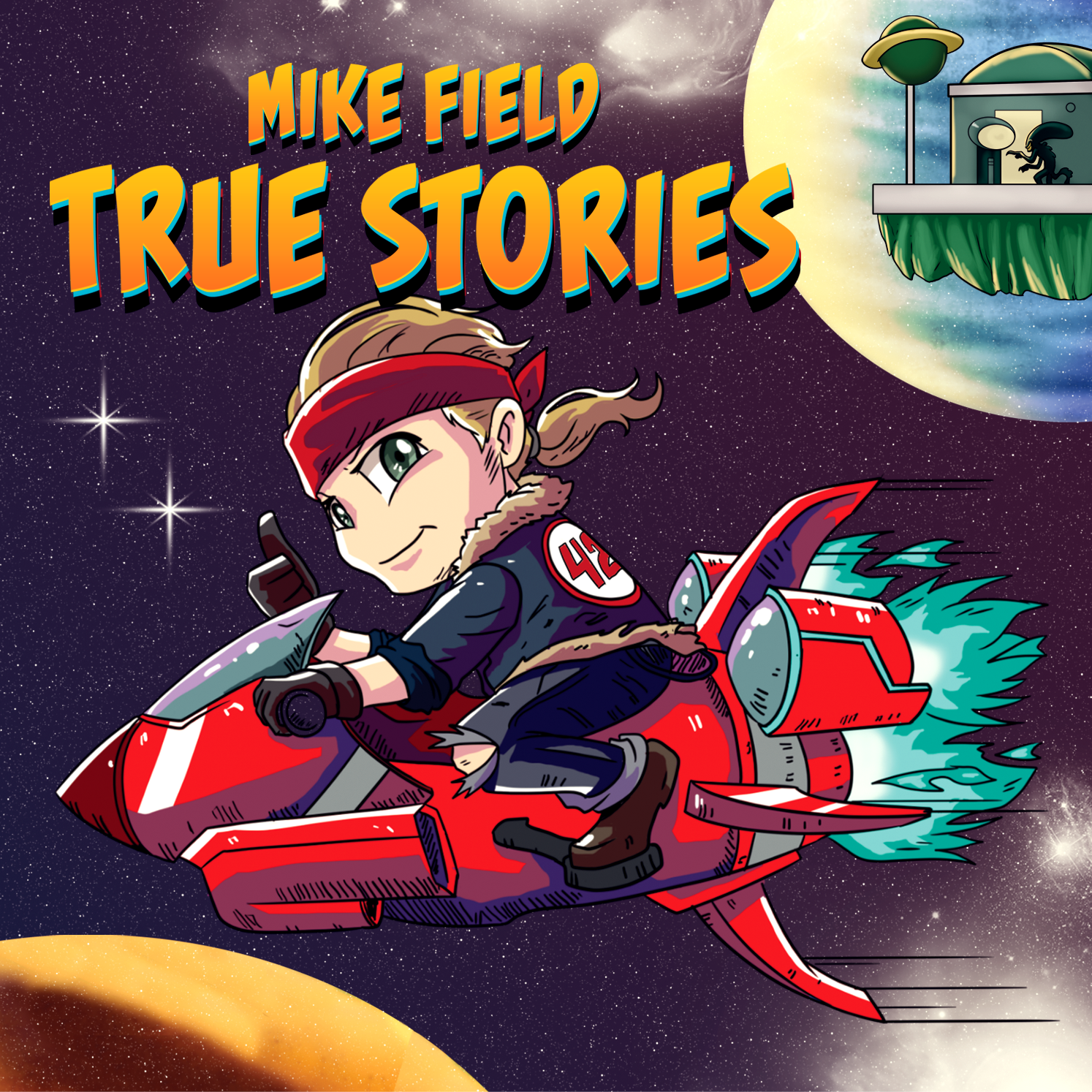 Mike Field - True Stories